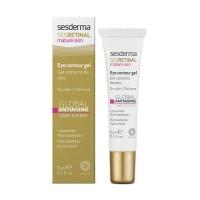 Купить Sesderma - Крем-контур для зоны вокруг глаз омолаживающий «Эксперт времени» Sesretinal mature skin, 15 мл