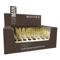Купить Selective For Man Lozione - Лосьон для профилактики и лечения выпадения волос, 60*8 мл, Selective Professional