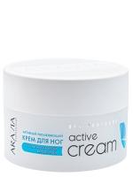 Купить Aravia Professional Active Cream - Крем активный увлажняющий с гиалуроновой кислотой, 150 мл