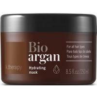 Lakme Bio-Argan Hydrating Mask - Маска для волос увлажняющая с органическим маслом арганы, 250 мл