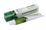 Фото Aasha Herbals Aashadent - Зубная паста, Ним-Бабул, 100 мл