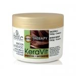 Фото Sante Keravit - Маска для волос интенсивное восстановление и питания, 300 мл