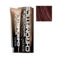 Redken Chromatics Beyond Cover - Краска для волос без аммиака 4.56-4Br красный-коричневый, 60 мл