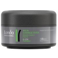 Londa Men Change Over - Пластичная паста для волос, 75 мл