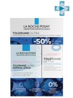 Купить La Roche Posay - Набор Толеран Ультра Дермаллерго сыворотка, 20 мл + Толеран Ультра Легкий Флюид, 40 мл