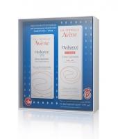 Avene - Набор Гидранс: Увлажняющая сыворотка, 30 мл + Легкий увлажняющий крем SPF20, 40 мл