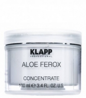 Klapp  Concentrate Aloe Ferox - Концентрат Алое Ферокс, 100 мл