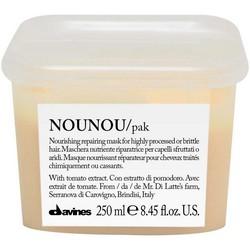 Davines Essential Haircare Nounou Pak - Маска интенсивная восстанавливающая для волос, 250 мл.