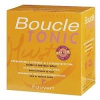 Купить Fauvert Professionnel Boucle Tonic - Лосьон перманентный для формирования локонов для жестких волос №0, 125 мл