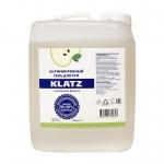 Фото Klatz - Антимикробный гель для рук с ароматом яблока, 5 л