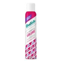 Batiste Volume - Сухой шампунь, невидимая формула для объема безжизненных волос, 200 мл