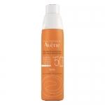 Фото Avene - Солнцезащитный спрей для чувствительной кожи SPF 50+, 200 мл