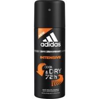 Adidas Intensive - Дезодорант-антиперспирант спрей для мужчин, 150 мл