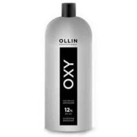 Купить Ollin Oxy Oxidizing Emulsion 12% 40vol. - Окисляющая эмульсия 1000 мл, Ollin Professional