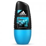 Фото Adidas Ice Dive - Дезодорант-антиперспирант-ролик для мужчин, 50 мл
