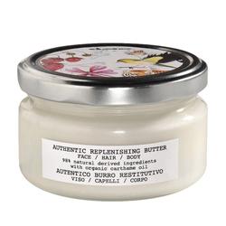 Davines Authentic Formulas Replenishing butter face/hair/body - Восстанавливающее масло для лица, волос и тела 200 мл