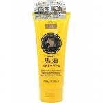 Фото Kumano cosmetics Deve Natural Oil - Крем для тела с лошадиным маслом, 200 мл