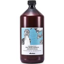 Davines New Natural Tech Well Being Shampoo - Шампунь увлажняющий для всех типов волос, 1000 мл