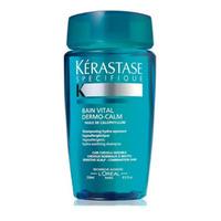Kerastase Specifique Bain Vital Dermo-Calm - Шампунь-ванна для чувствительной кожи головы, 250 мл