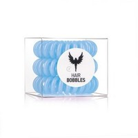Hair Bobbles HH Simonsen Blue 3-Pack - Резинка-браслет для волос, голубая<br>