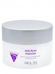 Фото Aravia Professional Anti-Acne Intensive - Маска-уход для проблемной и жирной кожи, 150 мл