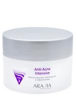 Купить Aravia Professional Anti-Acne Intensive - Маска-уход для проблемной и жирной кожи, 150 мл