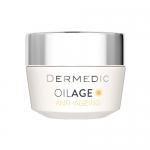 Фото Dermedic Oilage -  Дневной питательный крем для восстановления упругости кожи, 50 г