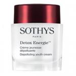 Фото Sothys Detox Energie Cream - Омолаживающий энергонасыщающий детокс - крем, 50 мл