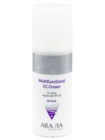 Aravia Professional -  CC-крем защитный SPF20 Multifunctional CC Cream send 02, 150 мл