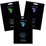 Фото Aravia Professional - Набор экспресс-масок для преображения кожи, 3 маски