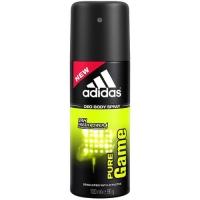Аdidas Pure Game - Дезодорант-спрей для мужчин, 150 мл