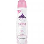 Фото Аdidas Control - Дезодорант-антиперспирант спрей для женщин, 150 мл