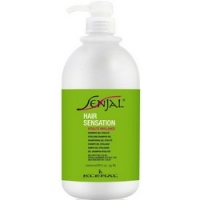 Kleral System Senjal Shampoo Gel Vitalita - Шампунь-гель восстанавливающий для нормальных волос, 1000 мл