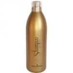 Kleral System Shampoo Al Semi Di Lino - Шампунь для сухих и поврежденных волос с экстрактом льна, 1000 мл