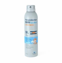 Фото Isdin Fotoprotector Pediatrics SPF50+ Transparent Spray - Спрей солнцезащитный для детей, 200 мл