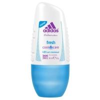 Аdidas Fresh - Дезодорант- антиперспирант ролик для женщин, 50 мл