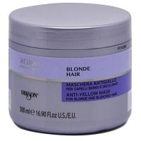 Купить Dikson - Маска против желтизны для светлых и осветленных волос Mask for blonde and bleached hair, 500 мл
