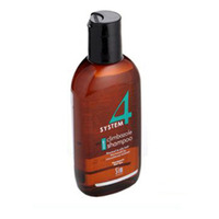 Купить Sim Sensitive System 4 Therapeutic Climbazole Shampoo 1 - Терапевтический шампунь № 1 для нормальной и жирной кожи головы 100 мл