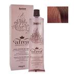 "Фото Afrea ammonia free - Краска для волос без аммиака Anti Age 6/54 76RO/M ""Красное дерево"" с медным оттенком"
