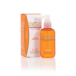 Barex Olioseta Oro del Marocco Oil Body Spray - Масло-спрей для тела с маслом арганы и маслом макадамии 200 мл