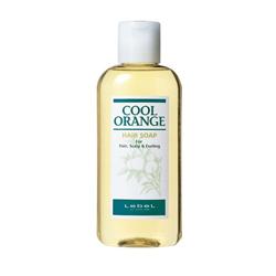 Фото Lebel Cool Orange Hair Soap Cool - Шампунь для волос «Холодный Апельсин» 200 мл