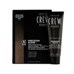 Фото American Crew Precision Blend - Краска для седых волос натуральный оттенок 4/5 3*40 мл