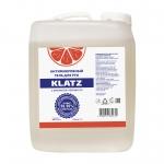 Фото Klatz - Антимикробный гель для рук с ароматом грейпфрута, 5 л