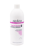 Фото Aravia Professional Organic SpecialSystem - Концентрат для бандажного восстанавливающего обертывания, 500 мл