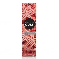 Фото Matrix Socolor Cult - Стойкая крем-краска, Коралловая Звезда, 90 мл