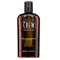 American Crew Daily Moisturizang Shampoo - Шампунь для ежедневного для нормальных и сухих волос, 450 мл