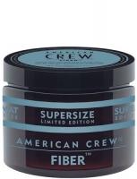 American Crew Fiber Supersize - Паста для укладки сильной фиксациии, 150 г
