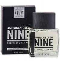 American Crew Nine Fragrance Display - Туалетная вода для мужчин, 75 мл