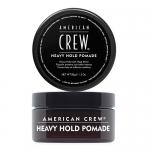 Фото American Crew Heavy Hold Pomade - Помада экстра-сильной фиксации, 85 г