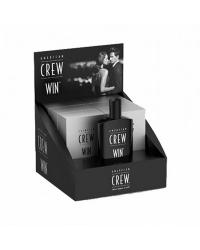 Фото American Crew Win Fragrance Display - Туалетная вода, коробка-дисплей, 6х100 мл
